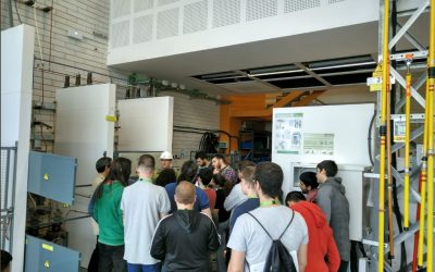 Visita al Campus Iberdrola